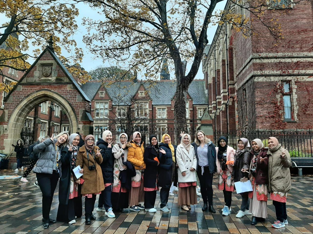 International Practice Project Mahasiswa Angkatan VI ke University of Leeds, United Kingdom