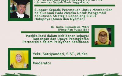 Magister Kebidanan Selenggarakan Kuliah Pakar Mata Kuliah Pemberdayaan Dalam Praktik Kebidanan